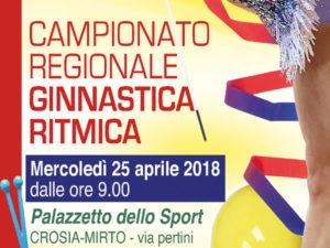 A Crosia il campionato regionale di ginnastica ritmica