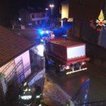 Incendi: fiamme in una abitazione a Cerva, nessun ferito