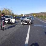 Incidenti stradali: scontro sulla 106 nel Reggino, un morto