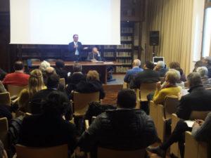 "Catanzaro: centro storico, sindaco presenta ""Agenda Urbana"""