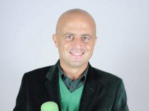 Luca Abete fa tappa all'Unical con #Noncifermanessuno Tour