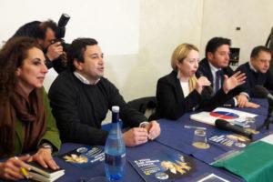 Elezioni: Meloni, nel centrodestra Fdi e' il partito del Sud