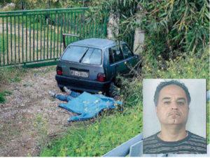 Omicidio Fiorillo a Vibo: presunto killer gia' arrestato per droga