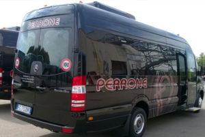 Intimidazioni: danneggiati 9 bus azienda Perrone nel Cosentino