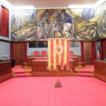 Comune Catanzaro: aula deserta, slitta seduta consiglio