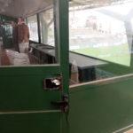 Lamezia: furto e danneggiamento nella sala gos dello stadio