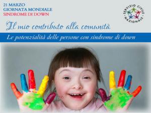 Conflenti: tredicesima Giornata Mondiale sindrome di Down