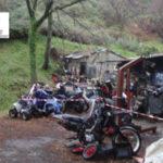 Ambiente: rifiuti speciali in un bosco, quattro denunce a Taverna