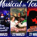 """Lamezia: presentazione di """"Musical in Tour – Edizione 2018"""""""