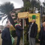 Girifalco: intitolata ai Maestri del Lavoro la villetta di via Milano