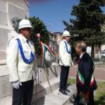Castrovillari: Comune celebra il 74° anniversario della Liberazione