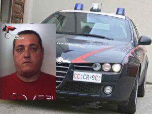 Droga: viaggia con 100 grammi di marijuana 46 anni arrestato