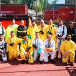 Vigili Fuoco Corso per Operatori NBCR di II° Livello a Catanzaro
