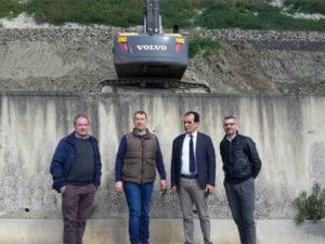 Catanzaro: Iniziati lavori risanamento e completamento Sp 89