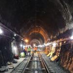 Rfi: galleria Santomarco, riprende la circolazione ferroviaria