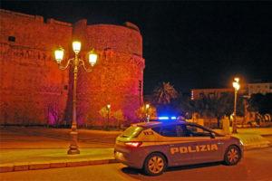 Reggio: si introducono nel Castello Aragonese arrestati dalla Polizia