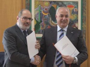 Sicurezza lavoro: firmata intesa Camera Commercio Cosenza e Asp