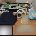Armi, droga e scritti 'ndrangheta: carcere per 2 a Nicotera