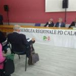 Pd: assemblea conclusa, il 23 giugno il congresso regionale