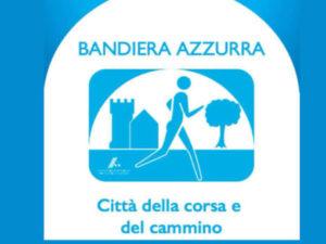 """Bandiera azzurra"""" a Cosenza, citta' del cammino e della corsa"""