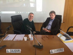 Intelligence, Lucio Caracciolo al master dell'Unical