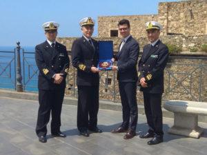 Presidente Anci Calabria incontra comandante generale Guardia costiera