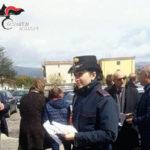 Lamezia: Carabinieri in campo con campagna sicurezza anziani