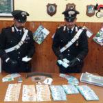 Droga: cocaina e munizioni in camera da letto, arresto nel Cosentino