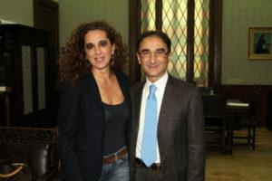 Comuni: sindaco Catanzaro incontra Wanda Ferro (FdI)