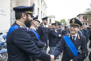 """Polizia: cerimonie in Calabria, """"sempre al fianco dei cittadini"""""""