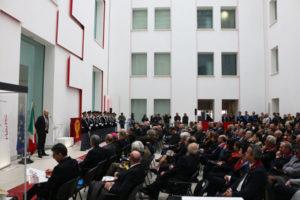 Celebrato al MarRc il 166° anniversario della Polizia
