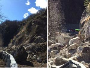 Montagna: frana su auto in Ossola, morti 2 svizzeri
