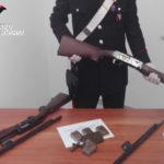 Lamezia: Carabinieri rinvengono armi e droga, un arresto