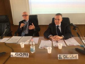 Intelligence, Umberto Gori al master dell'università della Calabria