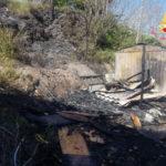 Incendi: primi roghi estivi in provincia di Catanzaro