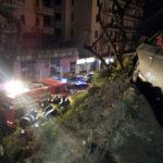 Incidente stradale a Catanzaro, ferito un 21enne