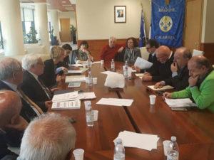 Sanita': Oliverio incontra rappresentanti associazioni laboratori