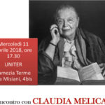 Lamezia: incontro all'Uniter con la studiosa Claudia Melica