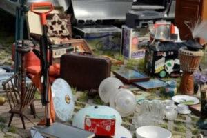 Crosia: apre i battenti il mercatino del riuso e dell'hobbistica