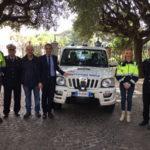 Catanzaro:nuovo pick up 4x4 per gruppo volontariato protezione civile