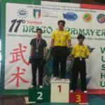 Lamezia: Xiao Long Wushu School conquista podio Torneo Drago Primavera