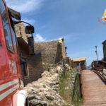 Incendi: in fumo a Girifalco sterpaglie e macchia mediterranea