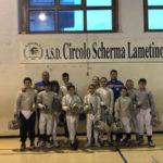 Scherma: il circolo lametino ai campionati italiani a Riccione