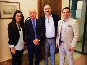 Corigliano: Forza Italia incontra il Commissario Coverso
