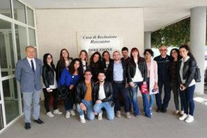 Carceri: delegazione Radicale e studenti Unical visitano Rossano