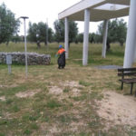 Lamezia: volontari ripuliscono il parco Peppino Impastato