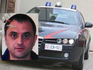 Violazione sorveglianza, arrestato figlio boss Mancuso