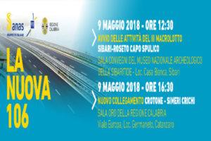 SS.106: due incontri a Sibari e in Cittadella con Oliverio e Armani