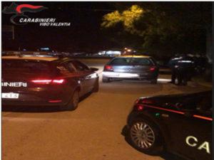 Sicurezza: denunce e sequestri dei Carabinieri a Tropea
