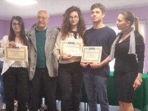 Corigliano Calabro, premiazione concorso Avis-Scuola